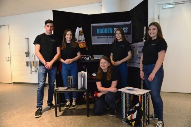 Broken Sticks JC - Sieg beim Junior Company Landeswettbewerb 2018